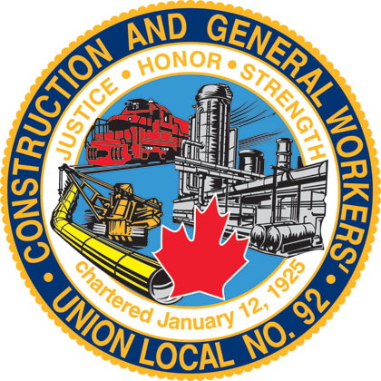 Local 92 CGW 4 Color Logo